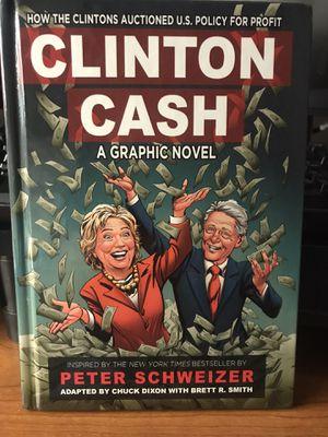 Clinton Cash for Sale in San Antonio, TX