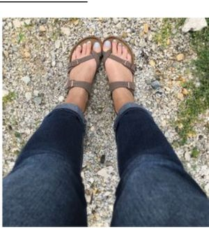 WOMEN'S birkenstocks varied sizes Mocha color or Stone Color or Black color for Sale in Silver Spring, MD