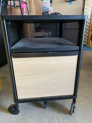 Media Table, Small File Cabinet, Stools for Sale in Vancouver, WA