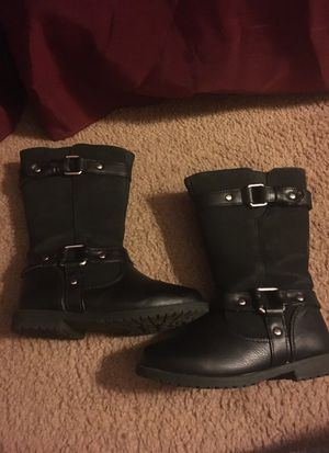 Size 8 Toddler Girls Boots for Sale in Prattville, AL