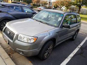Subaru forester for Sale in MD CITY, MD