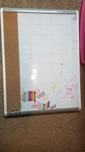 Dry erase calanders for Sale in McDonald, TN