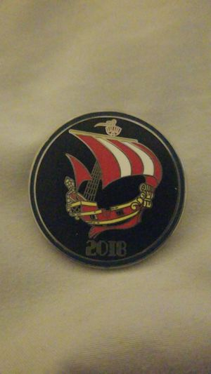 Disney Pirates of the Caribbean 2018 Booster Pin for Sale in Riverside, CA