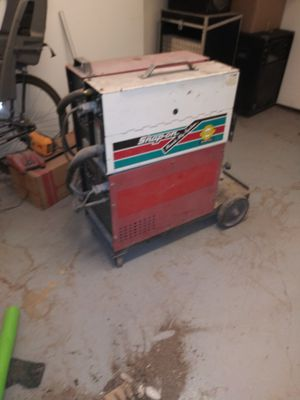 Snap on mig welder works with aluminium too for Sale in Woods Cross, UT