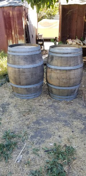 Barrel's for Sale in Sunnyvale, CA