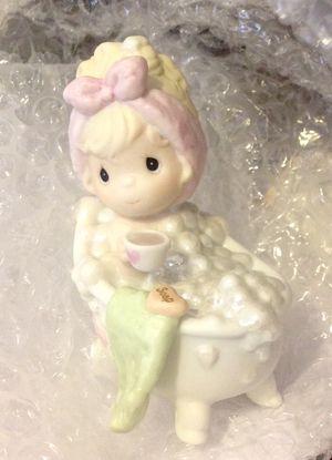 """PRECIOUS MOMENTS """"SOAP BUBBLES, ALL IS SOAP BUBBLES"""" 1998 (NIB) #490342 for Sale in Madeira Beach, FL"""