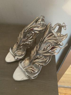 Giuseppe Zanotti Wing Heel-Sandals for Sale in Philadelphia, PA