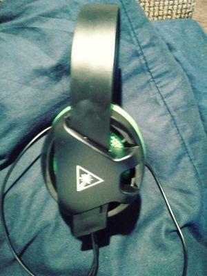 Turtle beach headset. Works great for Sale in Bakersfield, CA