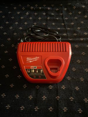 Milwaukee M12 charger for Sale in Providence, RI