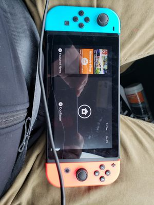 Nintendo switch great functional 100% for Sale in Irving, TX