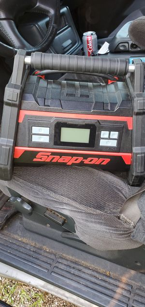 Snap on air compressor for Sale in Ravenna, OH