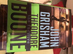 Theodore Boone the fugitive by John Grisham for Sale in Winter Haven, FL