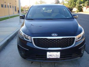 2016 Kia Sedona LX passengers minivan- 35000 mi for Sale in Los Angeles, CA