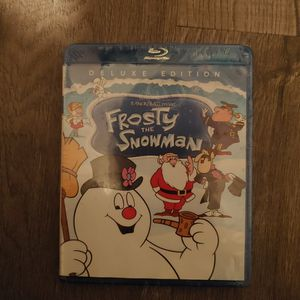 Frosty the Snowman Blu-ray NEW Sealed Deluxe Edition Holiday Special for Sale in Hawthorne, CA