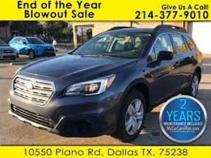 2015 Subaru Outback for Sale in Dallas, TX