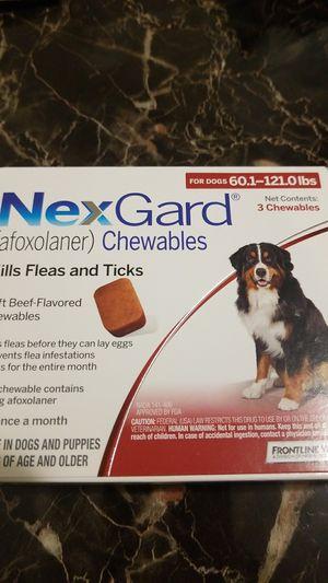 Nexgard flea and tick preventative for Sale in La Mesa, CA