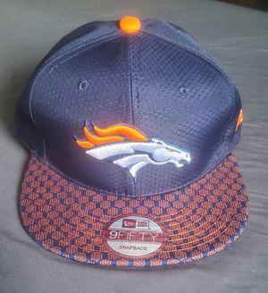 Denver Broncos New Era 59fifty Snapback for Sale in Denver, CO