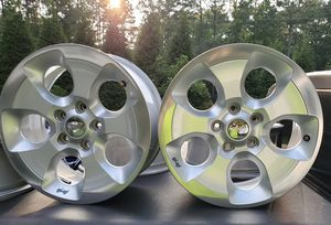 18 inch jeep wheels for Sale in Pittsboro, NC