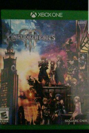 kingdom hearts 3 for Sale in Saint Petersburg, FL
