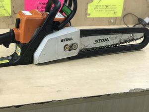 """STIHL Chainsaw 16"""" Negotiable!!! for Sale in Baltimore, MD"""