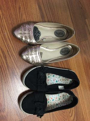 Size 3 girls shoes for Sale in Missoula, MT