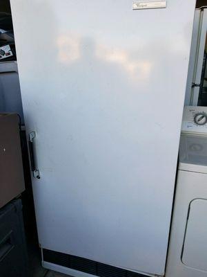 Whirlpool freezer for Sale in Phoenix, AZ