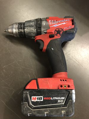 Milwaukee Hammer Drill/Driver M18 Cat.2704-20 for Sale in Tacoma, WA