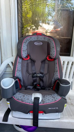 Graco Nautilus 65 car seat for Sale in Salem, MA
