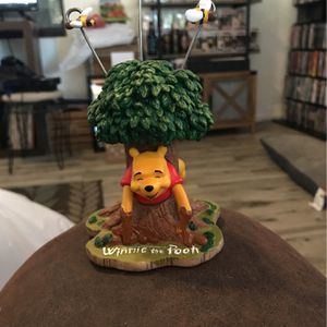 Disney Parks Winnie the Pooh Card Note Photo Picture Holder Tree Honey for Sale in Boynton Beach, FL