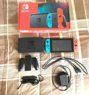 Nintendo switch for Sale in DODGERTOWN, CA