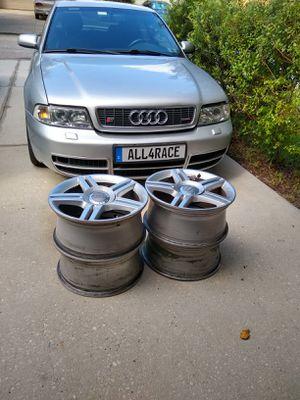 """Audi/VW rims 17"""" for Sale in Tampa, FL"""