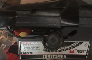 Craftsman table saw for Sale in Wilmington, DE