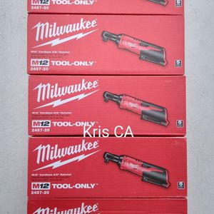 M12 milwaukee 3/8 ratchet for Sale in City of Industry, CA