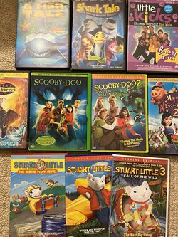 Kids Dvd Lot All For $20! for Sale in Beverly Hills,  CA