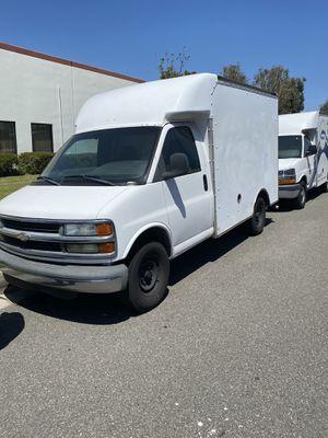 2003 Chevy box van for Sale in Arcadia, CA