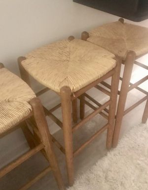 Artsy Wooden Stools! for Sale in Washington, DC