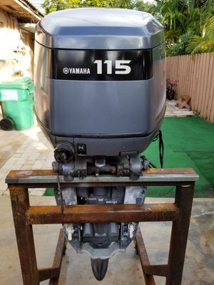 Yamaha 115 hp for Sale in Miami, FL