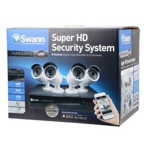 Swann professional security System for Sale in Lakewood, CA