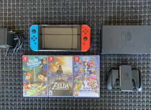 Nintendo Switch for Sale in La Mirada, CA