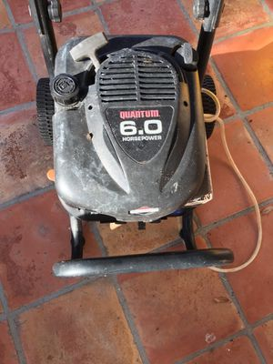 6HP Briggs and Stratton presser washer for Sale in Haines City, FL