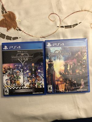 Kingdom Hearts 1.5+2.5+3 for ps4 for Sale in Henderson, NV