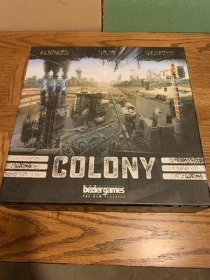 Bezier Games - Colony Board Game for Sale in Billerica, MA