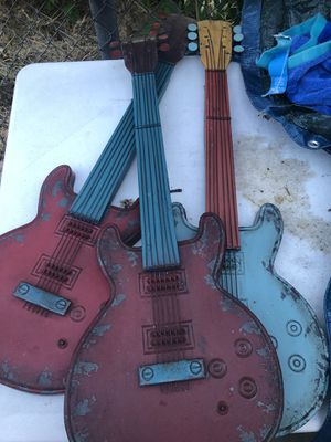 Decorating guitars for Sale in Antioch, CA