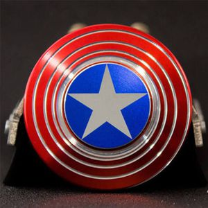 Hand spinner captain America 3 different colors gold / blue / red for Sale in Vallejo, CA