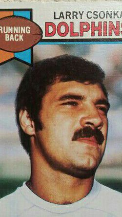 Vintage 1979 Larry Csonka Football Card for Sale in Vancouver,  WA