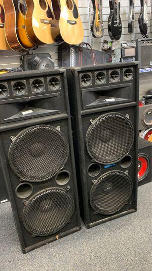 Nady Audio DJS-215 Speakers for Sale in Burlington, NC