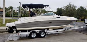 2007 Sea Ray 240 Sundeck Deck Boat for Sale in Bremerton, WA
