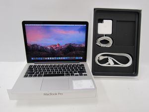 "** FINANCING + WARRANTY** Apple Macbook Pro 13"" 2015 Retina Display Intel Core i5 2.7GHz 8GB RAM 128GB SSD OS Mojave 10.14 for Sale in Fontana, CA"