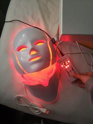 Therapy LED light mask for Sale in Phoenix, AZ