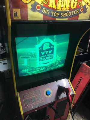 Carnival King Arcade Game for Sale in Hudson, OH